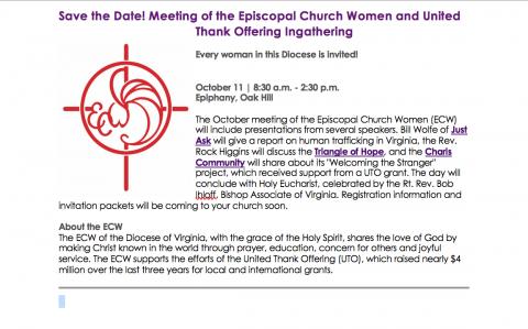 Episcopal Church Women